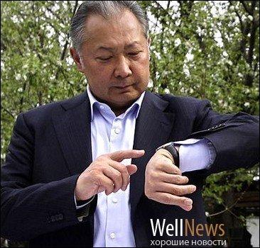 Новость на WellNews: МВД Беларуси молчит о статусе Бакиева