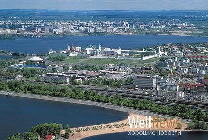 Новость на WellNews: Казань – третья столица России