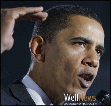 Новость на WellNews: Обама:  Война в Ираке для американцев заканчивается