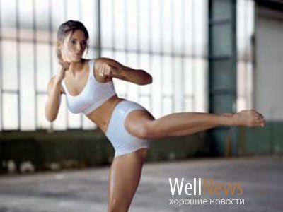 Новость на WellNews: Единоборства – полезный спорт для женского здоровья