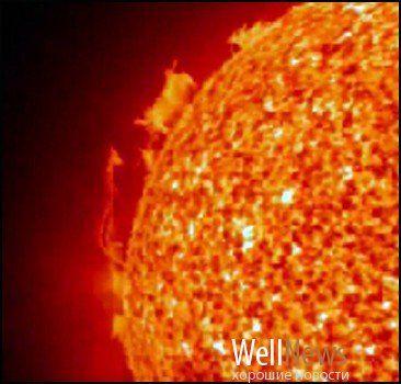 Новость на WellNews: На Землю обрушилась сверхмощная магнитная буря.