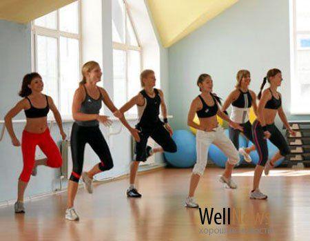 Новость на WellNews: Аэробика. Как она влияет на здоровье?