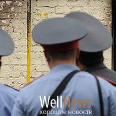Угонщики расстреляли милиционеров в Москве