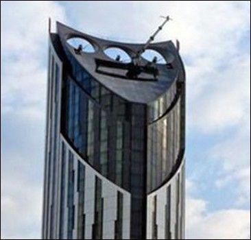 Названо самое уродливое здание. Фото