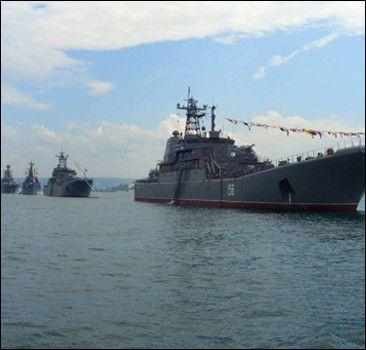 Новость на WellNews: Сколько Россия должна за стоянку своего флота?