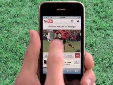 Новость на WellNews: Быстрее, качественнее, удобнее! Новый YouTube для мобильных