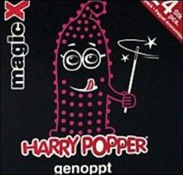 Гарри Поттер против презервативов