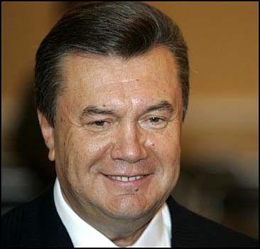 Янукович забыл поздравить Тернополь с Днем рождения