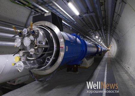 Большой адронный коллайдер демонтируют