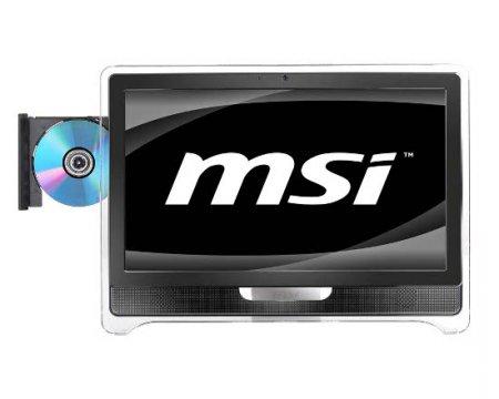"""MSI Wind Top AE2280 - мультимедийный ПК все-в-одном с """"голливудским"""" звуком"""