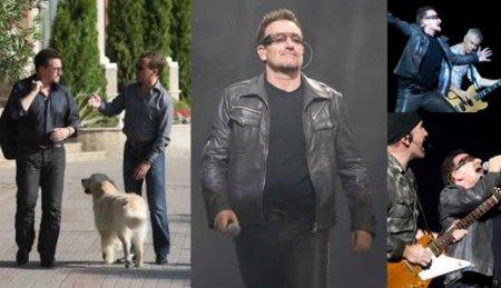 U2 в Москве: хронология событий