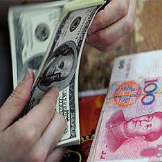 На смену доллару приходит юань