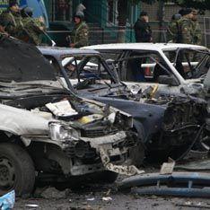 Взорвавший рынок смертник погиб задолго до теракта