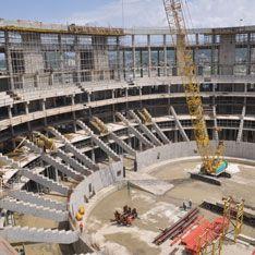 Чиновники МОК похвалили строителей в Сочи