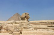 Египет. Горячий воздух пустыни!