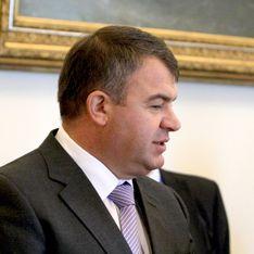 Анатолий Сердюков просочился в Пентагон