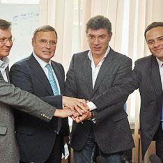 Лидеров оппозиции объединили выборы
