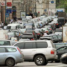 Пробки превращают водителей в инвалидов