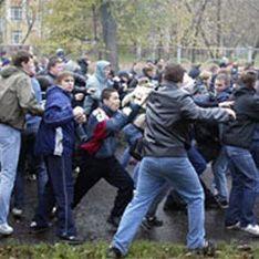 """Массовая драка возле """"Тушинской"""" закончилась убийством"""