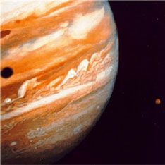 Юпитер станет самым ярким на небосклоне