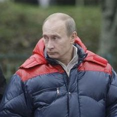 "Путин назвал фантастикой ""битву за Арктику"""