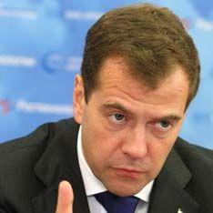 """Русский """"коп"""" глазами Медведева"""
