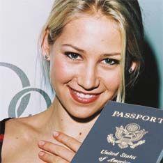 Анна Курникова обзавелась американским гражданством