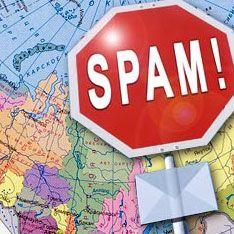 Россия стала раем для спамеров