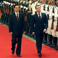 """""""Газпром"""" протянет трубы в Китай"""