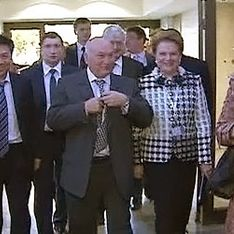 Лужков оставил Москву без сенсации