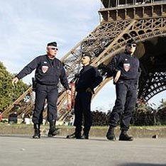 Трое чеченцев задержаны во Франции за терроризм