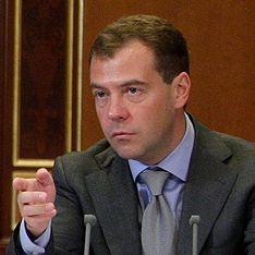 Медведев раскрыл причину отставки Лужкова