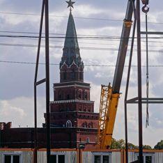 Ресин остановил строительство у стен Кремля