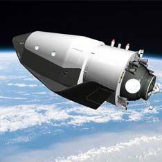Россия запустит на орбиту космический отель