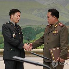 Две Кореи начали военные переговоры