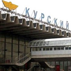 Сотни людей эвакуировали с Курского вокзала