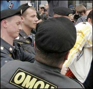 В Европе осудили разгон митингов в России