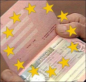 Европа не торопится с отменой виз украинцам