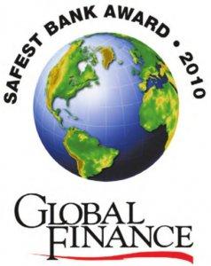 50 самых безопасных банков в мире за 2010 год