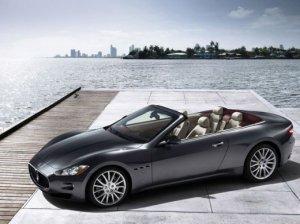 Maserati GranCabrio – настоящий кабриолет