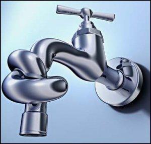 Киевляне без воды: начали ломаться трубы
