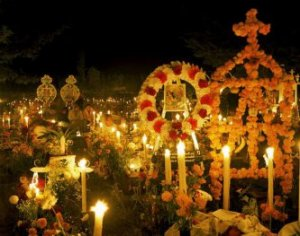 Мексика. Дань памяти усопшим
