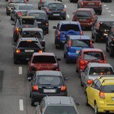 Московских автомобилистов в 2012 году настигнет счастье
