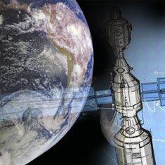 Конец света начнется с МКС