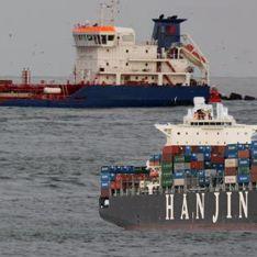 В Ла-Манше потерпел крушение танкер с токсичным веществом