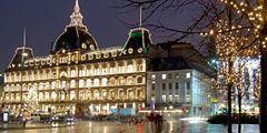 В Копенгагене открываются рождественские базары