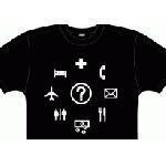 Для туристов выпустили «футболку-переводчик»