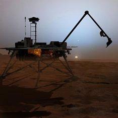 Ученые обнаружили жизнь на Марсе