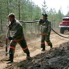 На борьбу с пожарами потратят 25 миллиардов