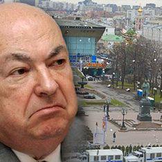 Ресин остановил стройку на Пушкинской